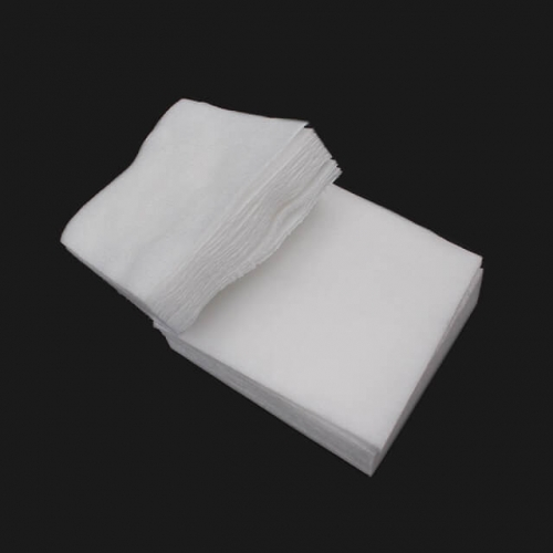 500pcs  Disposable Cleaning Cotton Pad Tattoo Towel Paper Thicken Cosmetic Cotton